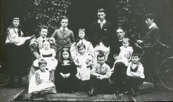 Berryman Family 1896
