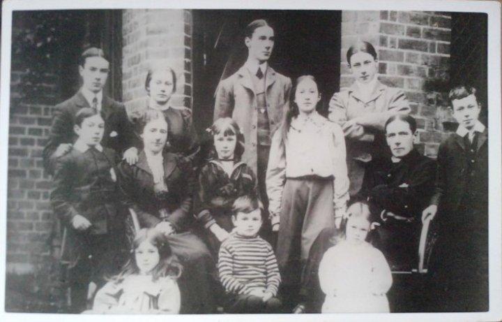 Berryman Family Early 1900s