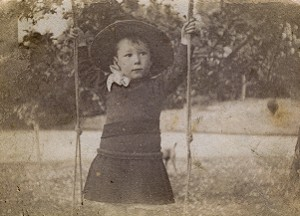 Dick as a Child
