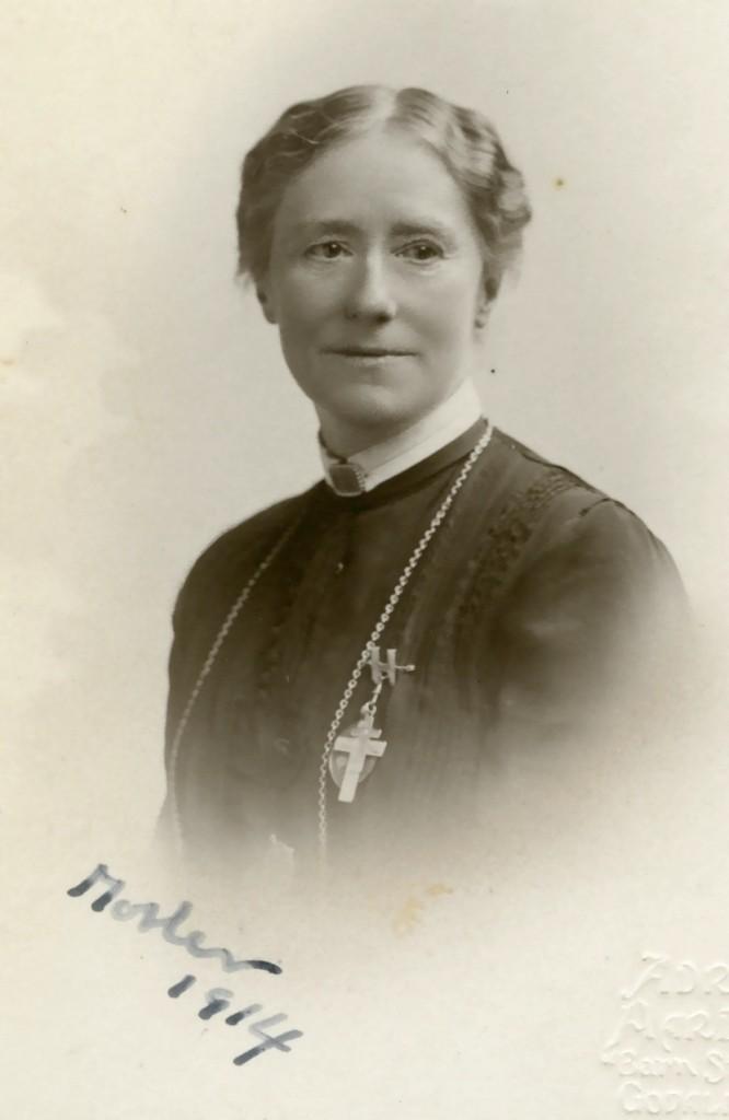 Gertrude 1914