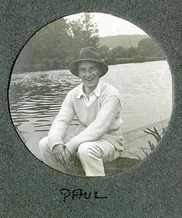 Paul aged 22 in 1910