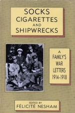 Socks Cigarettes and Shipwrecks