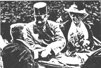 Archduke Franz Ferdinand of Austria and Sophie, Duchess of Hohenberg