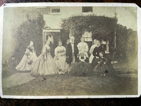 Assorted Ancestors, mid 19th Century