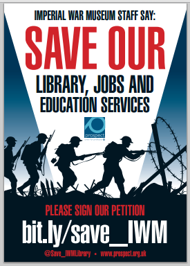 Save the IWM Library