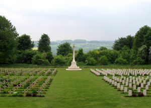 Theipval Anglo French Cemetery